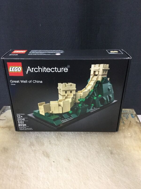Genuine LEGO Architecture 21041 Great Wall of China 2018 Brand New Sealed