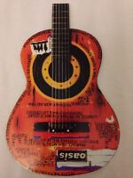 Oasis - The Importance Of Being Idle - Rare Guitar Promo Sticker -  - ebay.co.uk