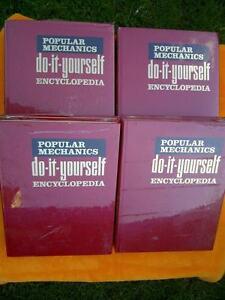 Encyclopedia Popular Mechanics Do It Yourself Encyclopédie