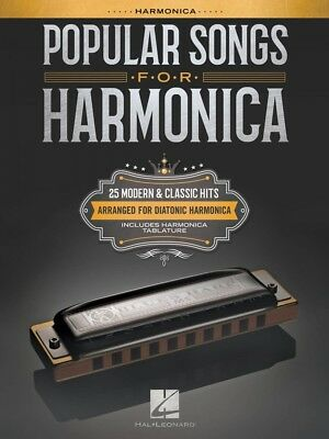 Instruction Books, Cds & Video Wind & Woodwinds Just First 50 Songs You Should Play On Harmonica Harmonica Book New 000152493