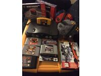 Nintendo Bundle With Games