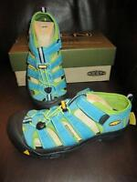 NEW in box KEEN Sandals - Size 5, turquoise, beautiful!
