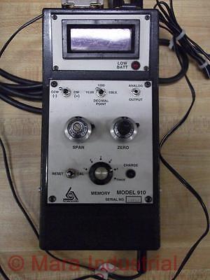 Rs Technologies 910 Model Analog Peak Meter
