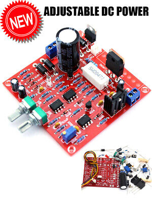 Adjustable Dc Power Shortcircuit Current Limit Regulated Laboratory Power Supply