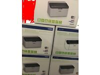 Brother HL-1210W compact mono laser printer with wifi