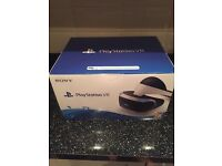 Playstation VR PSVR PS4 - Brand new SEALED - 2 year guarantee