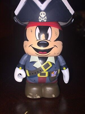 Disney Vinylmation Halloween 2015 Pirate Mickey Mouse Eachez Non Variant LE (Halloween Vinylmation)