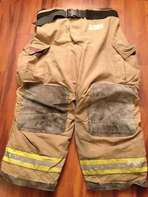 Firefighter Bunker Turnout Gear Pants Globe 46X28 G Extreme Halloween Costume