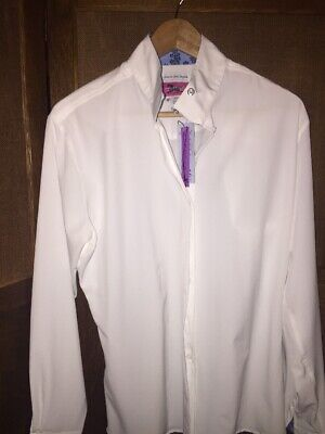 Ladies RJ Classics Prestige Collection Show Shirt Cool Stretch Sz 42 Women's NWT Prestige Collection Show Shirt