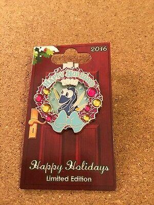 2016 Disney Pin WDW Holiday Wreath Resort - Art of Animation - Dory