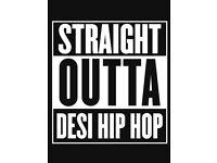 Desi Hip Hop/RnB Artist