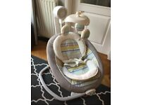 Joie Serina Baby Swivel Swing