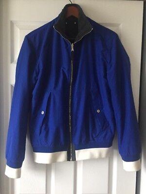 Louis Vuitton Mens Reversible Fleece Coat (48)Made In Italy