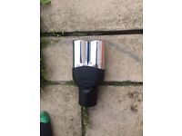 Mk5 Golf Gti Back Bumper and exhaust tips