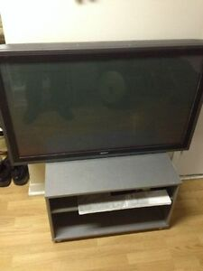 Sony Plasma 42Inch Flat Screen, Very Clean condition, needs Bulb West Island Greater Montréal image 2