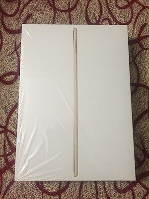 Apple iPad Air 2 16GB, Wi-Fi + Cellular (Unlocked), 9.7in - Gold New Sealed