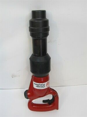 Chicago Pneumatic Cp 0012 2r 2 Stroke Pneumatic Chipping Hammer 0.680 Chuck
