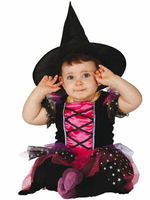 Baby Kostüm kl. Hexe Halloween Karneval Fasching Walpurgisnacht Kind - Hexe Kostüm Babys