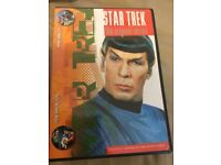 4 x Star Trek Original Series Region 1 DVDs