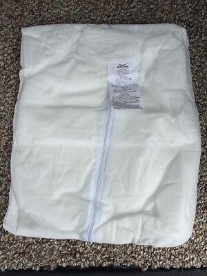 Lot Of 2 5xl Disposable Coveralls Painter Suit White Condor 2ktl6 Free Ship