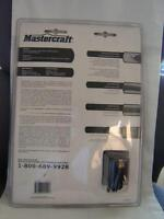 Mastercraft cordless cutter / scissor, 3.6 w.  BRAND NEW