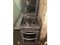 Hotpoint Very Nice 50cm Wide Gas Cooker (Fully Working & 4 Month Warranty)