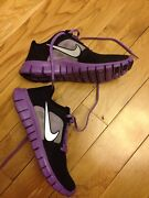 Girls Nike Shoes Size 4