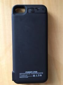 iPhone 5C case charger Very good condition