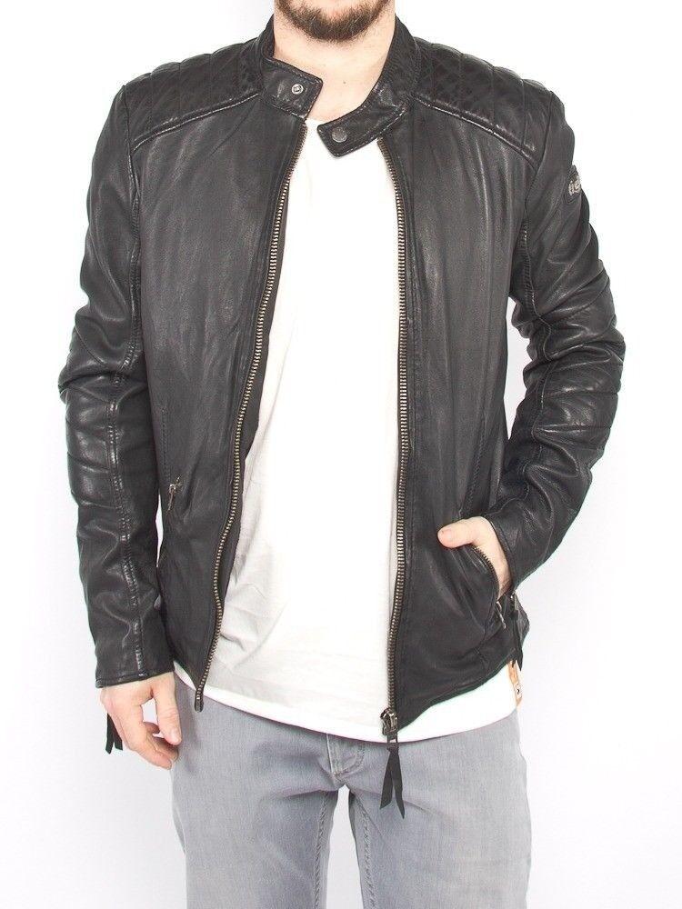 00c72c846 Black Leather Jacket - Tigha Samson Bike Jacket M | in Taunton, Somerset |  Gumtree
