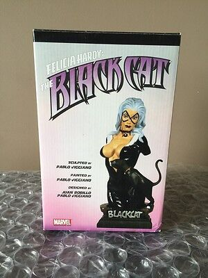 Felicia Hardy: The Black Cat ~ Marvel Statue EX-GIRLFRIEND OF SPIDERMAN (The Black Cat Marvel)