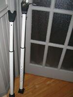 2 barres de sécurité pour portes