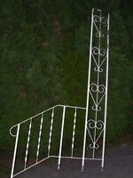 WROUGHT IRON HANDRAILING
