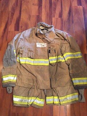 Firefighter Globe Turnout Bunker Coat 47x35 G-xtreme Halloween Costume