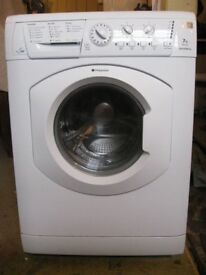 Hotpoint WDL520 7kg 1200Spin White Sensor Drying Washer/Dryer 1 YEAR GUARANTEE FREE FITTING