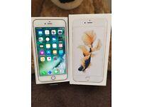 iPhone 6S Plus Unlocked Gold 16GB Good condition