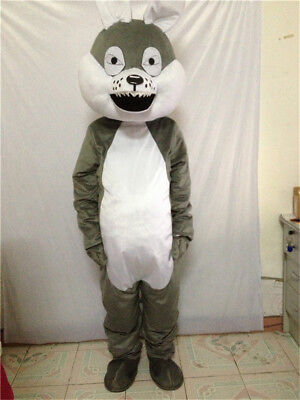 Halloween Husky Wolf Dog Mascot Costume Suits Party Game Cosplay Outfits - Dog Halloween Costumes Wolf