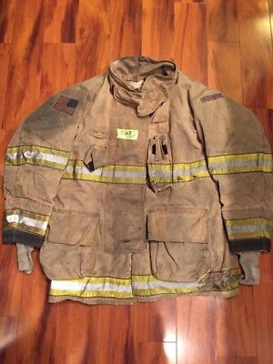 Firefighter Globe Turnout Bunker Coat 50x35 G-xtreme Halloween Costume 2009