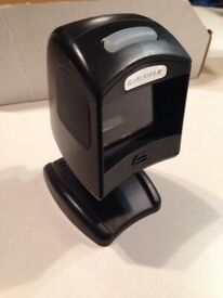 epos now Datalogic Magellan 1100I On-Counter Barcode Scanner Black -Brand New -Boxed