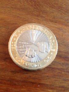 FLORENCE NIGHTINGALE £2 POUND COIN.2010.RARE.