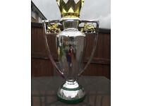 Premier league replica trophy 2017