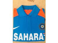 Indian Cricket T Shirt.... Brand New.. at Bargain price... clearance