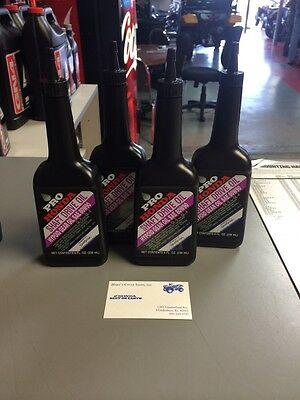 Pro Honda Shaft Drive Oil Hypoid Gear Oil SAE 80W90, 8 oz 4 Bottles