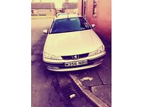 For sale or swap Peugeot 406 estate towbar , good for work start and drive fine £399