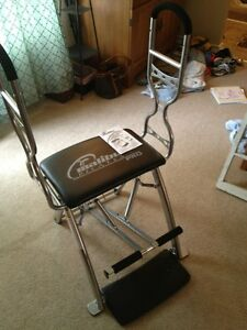 Malibu Pilates Pro Exercise Chair W Sculpting Handles Amp