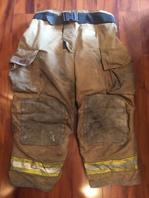 Firefighter Bunker Turnout Gear Pants Globe 46x28 G Extreme Costume 2005