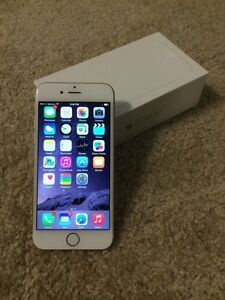 Gold iPhone 6 - Videotron