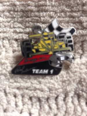 Snap On Tools Collectable Team #1 RICK MEARS INDY Lapel/Hat Pin 80s RARE LMTD