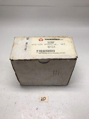 New Troemner 56206f 1kg-10g Brass Hk. Set Fast Shipping Warranty