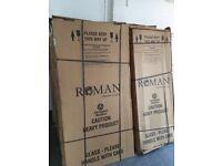 Bulk buy job lot Roman shower doors / screens / panels