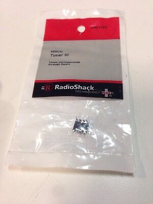 555cn Timer Ic 276-1723 By Radioshack